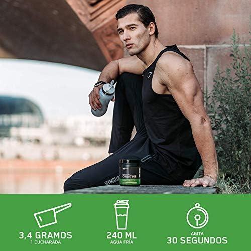 Optimum Nutrition Creatina Monohidrato Micronizada, Creatina en Polvo, Suplementos Deportivos para Rendimiento, Sin Sabor, 93 Porciones, 317g, ...
