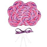 Pink and Purple Swirl Lollipop (16)
