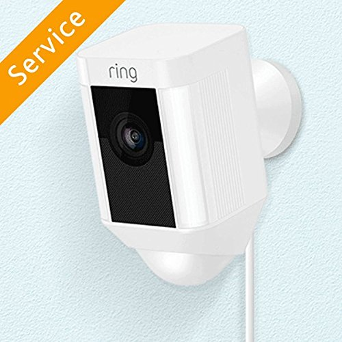 Ring Spotlight Cam Installation (Battery or Wired Version) - 1 Cam (Theater Home Installation Kit)