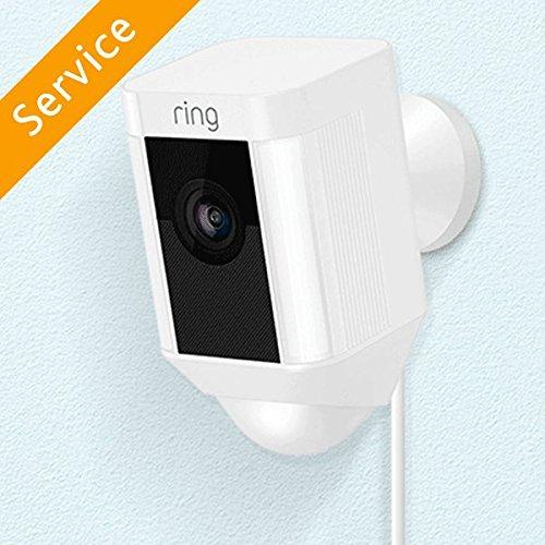 Ring Spotlight Cam Installation (Battery or Wired Version) – 1 Cam