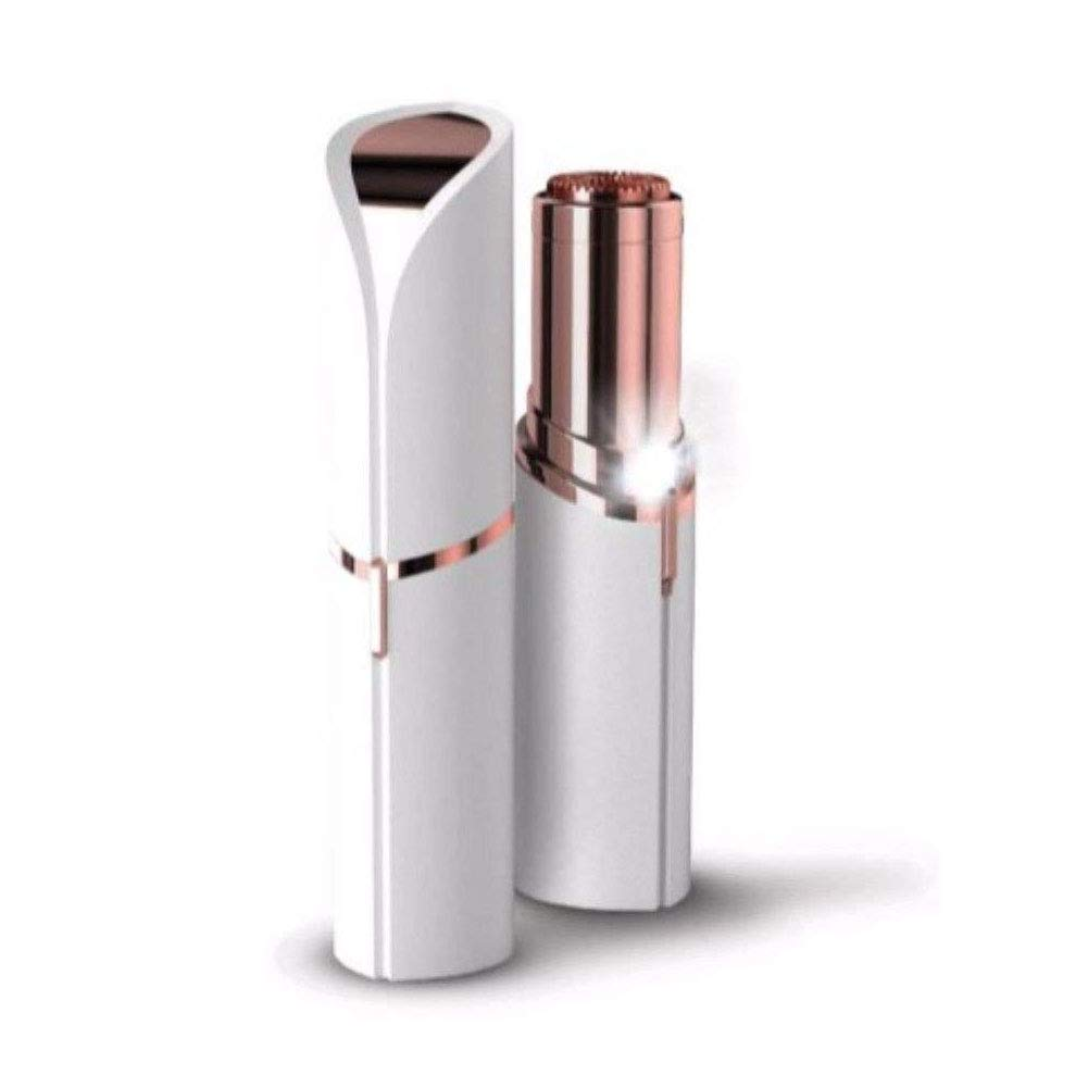 Flawless Electric Hair Remover Shaver, Painless Women's Lip,Chin, Cheeks,Body Epilator Trimmer Shaver Epilator Painless Women' s Lip Deanyi