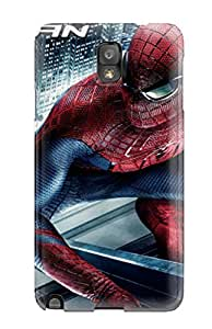 Tina Chewning's Shop 7708872K93033053 Premium Case With Scratch-resistant/ The Amazing Spider-man 27 Case Cover For Galaxy Note 3