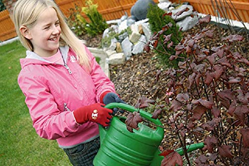 towa 297831/Gants de jardinage pour enfant 4-6/ans Rouge