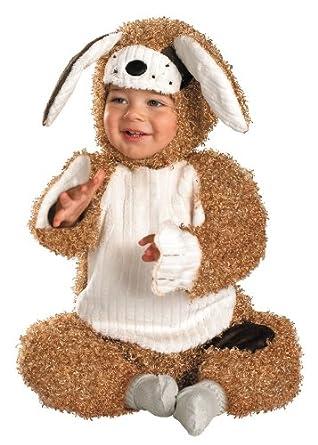 Adorable Baby Puppy Dog Halloween Costume (12-18M)  sc 1 st  Amazon.com & Amazon.com: Adorable Baby Puppy Dog Halloween Costume (12-18M): Clothing