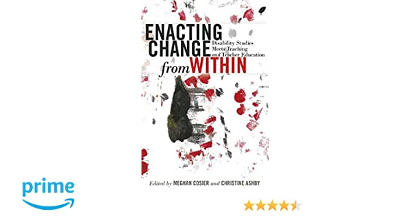 Amazon enacting change from within disability studies meets amazon enacting change from within disability studies meets teaching and teacher education inclusion and teacher education 9781433129094 meghan fandeluxe Gallery