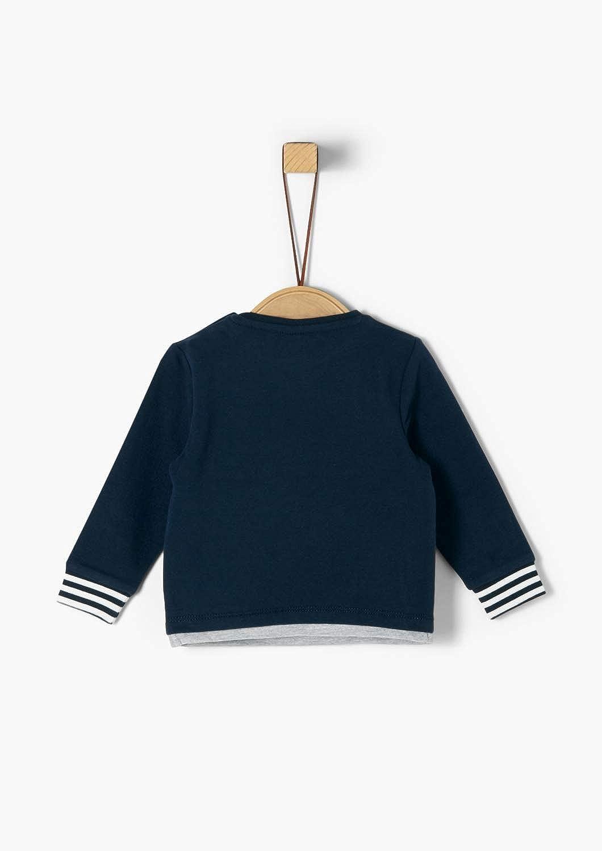 s.Oliver Baby-Jungen Sweatshirt