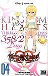 Kingdom Hearts 358/2 Days, tome 4 par Amano