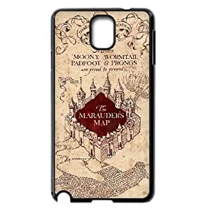 [QiongMai Phone Case] For Samsung Galaxy NOTE3 Case Cover -Harry Potter Pattern-Case 19