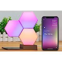 Cololight Pro Starter Set, RGB LED bouwsteensysteem, compatibel met Alexa, Google Home, app-bediening, 16 miljoen…