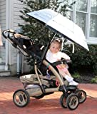 Umbrella Holder for Stroller, Chair or Wheelchair