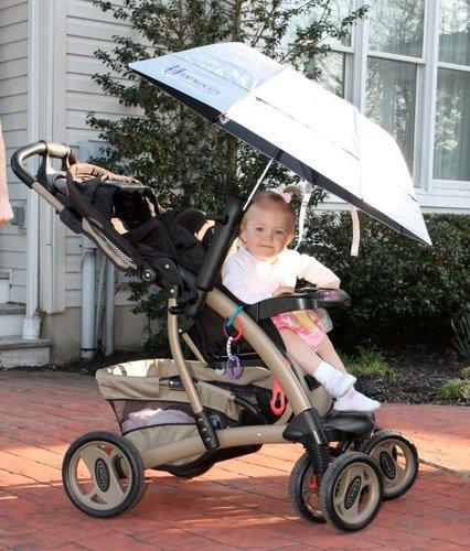 RAM MOUNTS Umbrella Holder for Stroller, Chair or Wheelchair by UV-Blocker (Image #3)