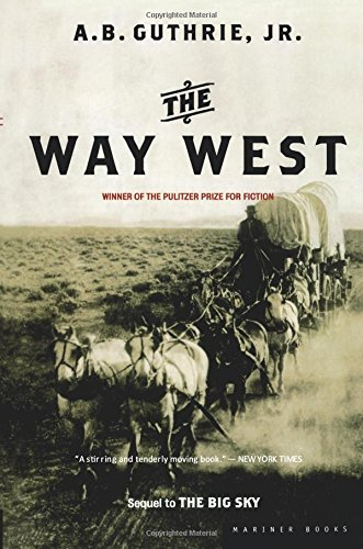 Way West B Guthrie Jr product image