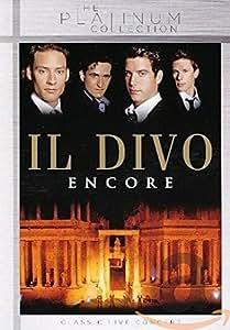 Il Divo - Encore - The Platinum Collection [Reino Unido] [DVD]