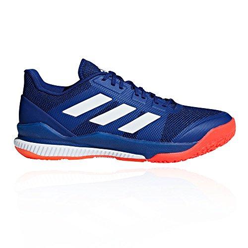 adidas Herren Stabil Bounce Handballschuhe MYSINK/FTWWHT/SOLRED