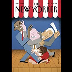 The New Yorker, October 27th, 2008 (Jane Mayer, Raffi Khatchadourian, Peter Schjeldahl)