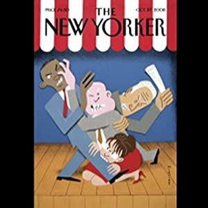 The New Yorker, October 27th, 2008 (Jane Mayer, Raffi Khatchadourian, Peter Schjeldahl) Periodical