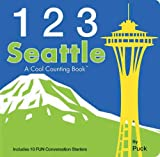 123 Seattle (Cool Counting Books)