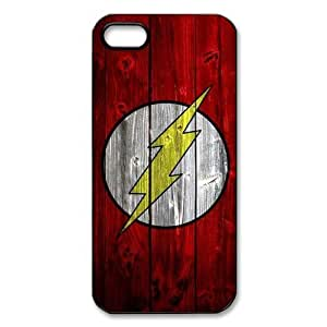 iPhone 4 / iPhone 4s TPU Gel Skin / Cover, Custom Anime TPU iPhone 4g Back Case - The Flash