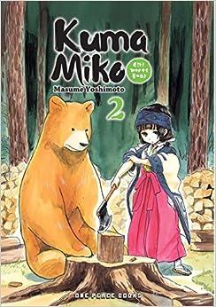 Book Kuma Miko, Volume 2: Girl Meets Bear