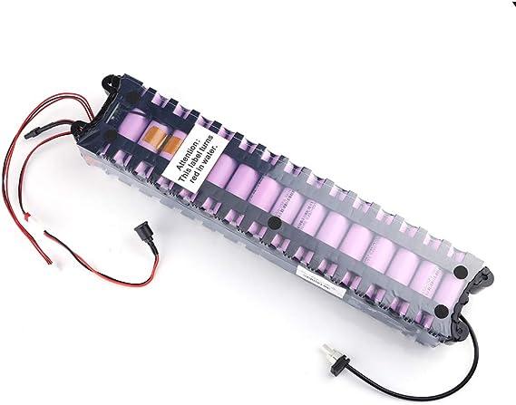 Keenso Batterie de Scooter Batterie au Lithium Rechargeable 36V 7800mAh Remplacement dalimentation de Batterie l/ég/ère pour Scooter /électrique M365