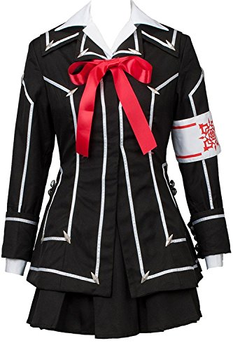 Ya-cos Vampire Knight Yuki Cosplay Costume Night Class/Day Class Uniform