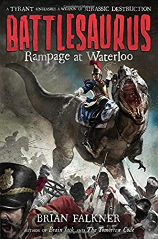 book cover of Rampage at Waterloo