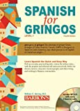 Best Barron's Educational Series Spanish Textbooks - Spanish for Gringos, Level 1: with MP3 CD Review
