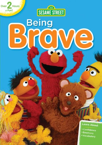 Sesame Street: Being Brave (Sesame Street Being Green)