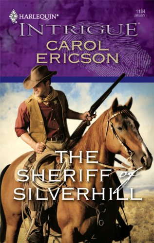 book cover of The Sheriff of Silverhill