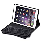 Best Ipad Air Case With Keyboard Bluetooth Backlits - Keyboard Case 9.7 for iPad 2018(6th Gen)/iPad 2017 Review