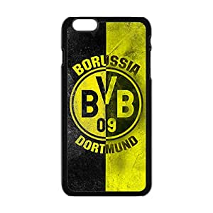 iPhone 6 Plus(5.5 inch) Case,Borussia Dortmund Design Cover Premium Slim Fit Thin Shock Resistant Case