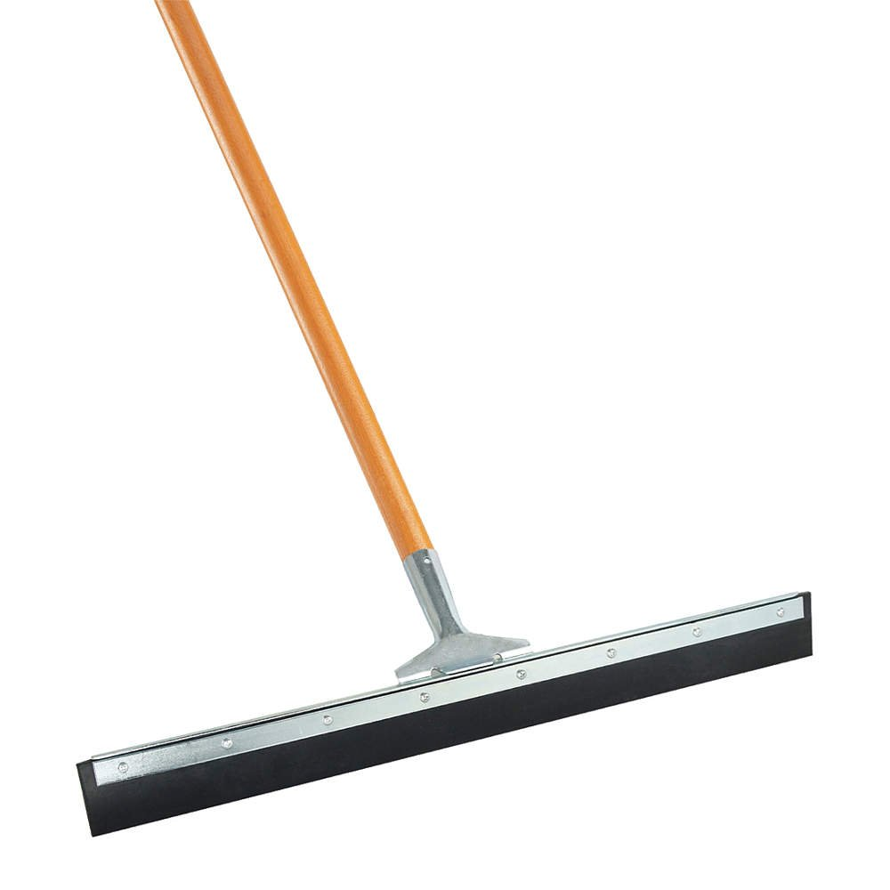 24'' Straight Floor Squeegee W/Handle, 6/Pack, Lot of 6 by Libman (Image #1)
