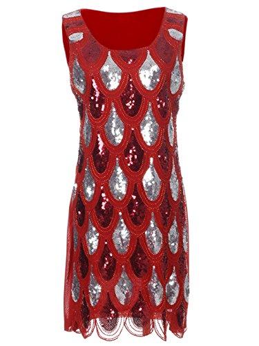 fish pattern dress - 6