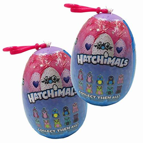 Hatchimals The Fairfield Company Plush Blind Egg, Random