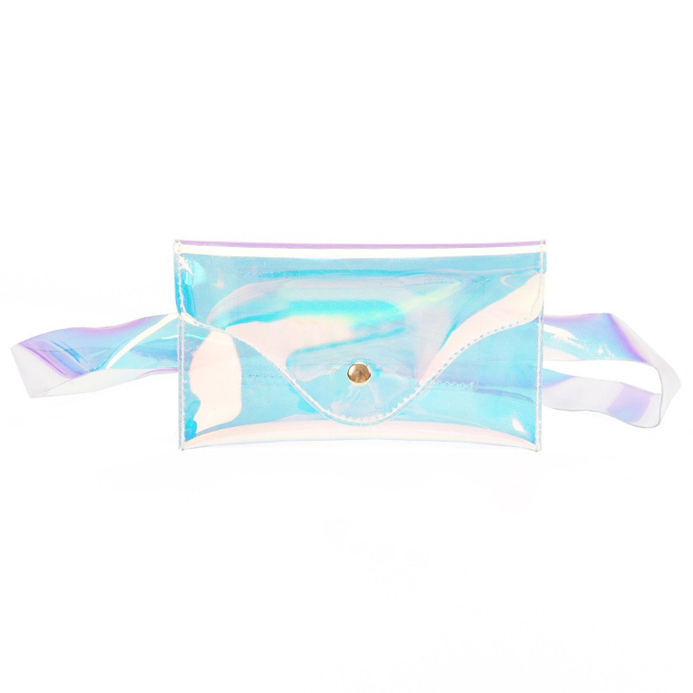 Adagod Women Attractive Beach Bag Fashion Waterproof Crossbody Bag Messenger Cute Chest Bag