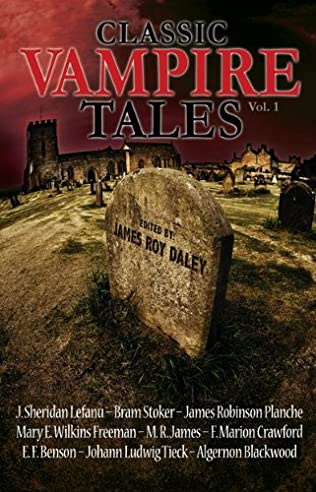 book cover of Classic Vampire Tales Volume One