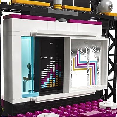 LEGO Friends Pop Star TV Studio 41117: Toys & Games