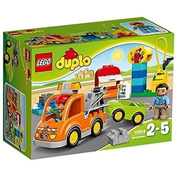 Beste LEGO 10814 DUPLO Town Tow Truck Mixed: Amazon.co.uk: Toys & Games UI-11
