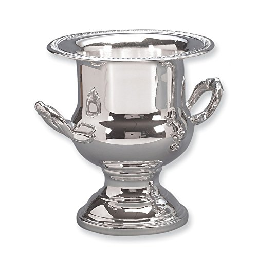 Plated Wine Cooler Silver - FB Jewels Solid Silver-Plated Wine Cooler