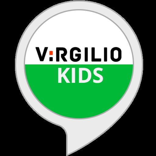 Virgilio grandi e piccoli perché (kids)