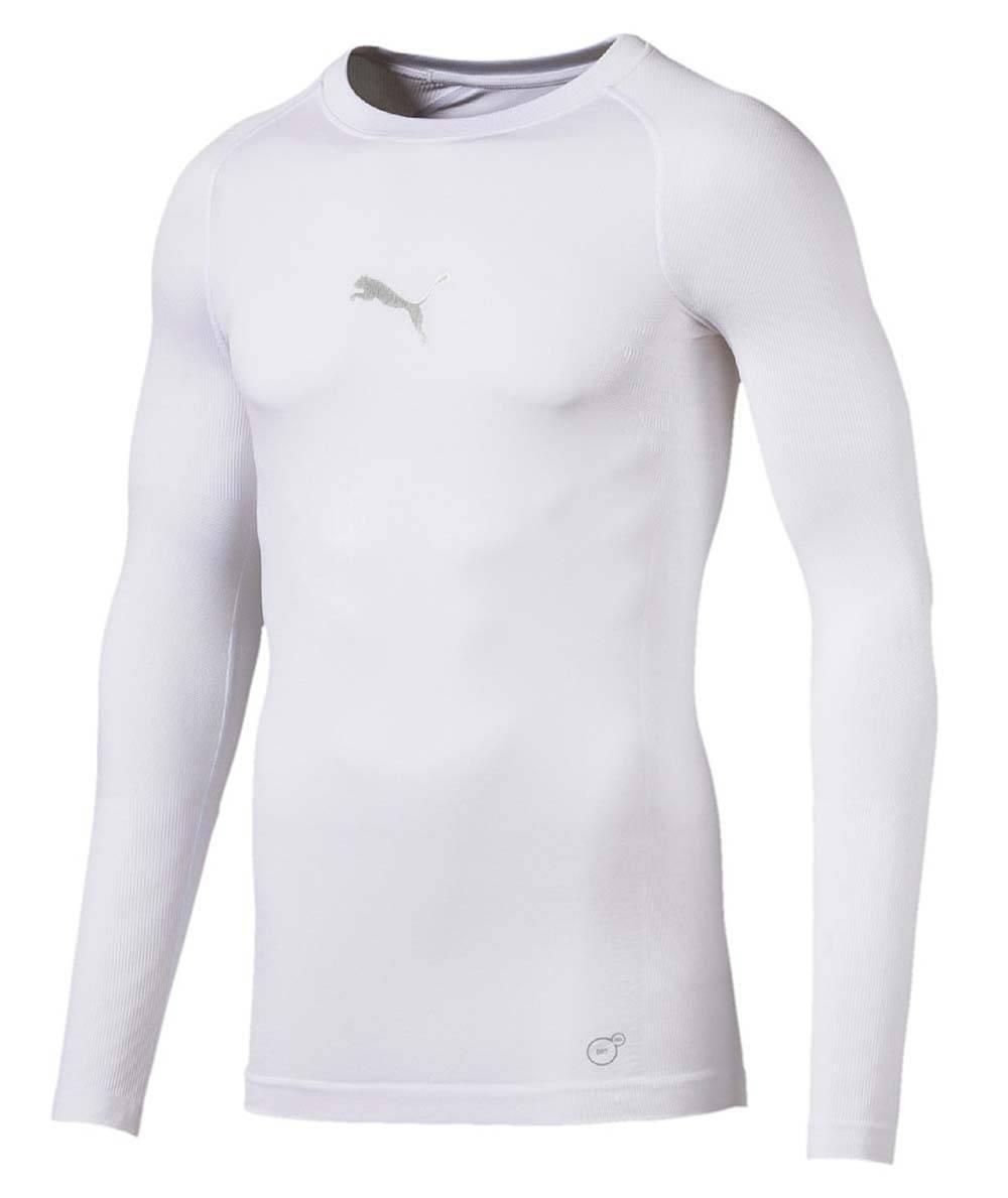 Puma Herren Final Evoknit Bl Tee Ls T-Shirt