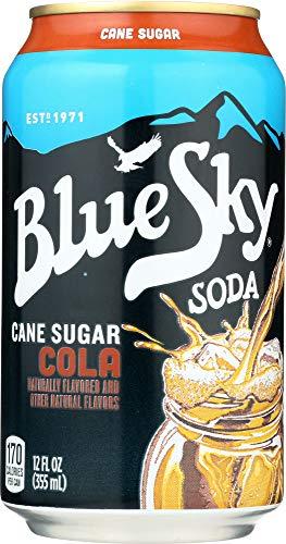 blue sky soda cola - 7