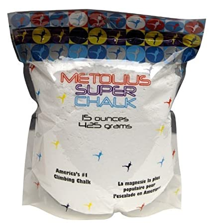Amazon.com: Metolius Super Chalk – . Bolsa por Metolius ...