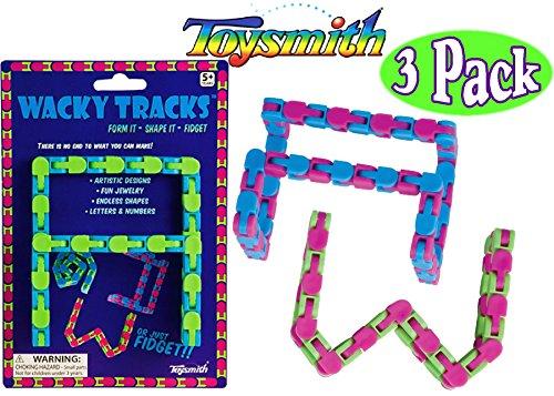 Toysmith Wacky Tracks Complete Bundle