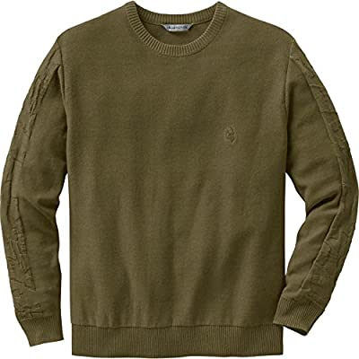 Legendary Whitetails Men's Camo Element Sweater