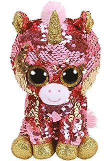 Ty - Beanie Boos - Flippables Sunset Unicorn (15cm)  toys 817ebb18fd7d