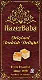 Hazerbaba Turkish Delight Plain – 1lb