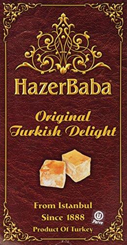 Hazerbaba Turkish Delight Plain - 1lb