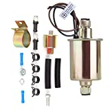 6 psi fuel pump - Scitoo FD0002 5-9 psi Electric Fuel Pump With Installation Kit Fits Buick Cadillac Ford