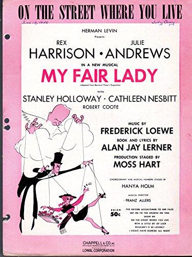 Fair Lady Sheet Music -